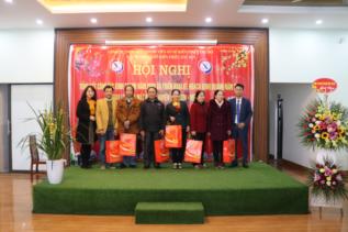 Hội nghị tổng kết công tác kinh doanh 2020, triển khai nhiệm vụ 2021 của chi nhánh XSKT Sóc Sơn