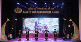 Đoàn thanh niên Công ty XSKT TĐ đạt giải nhì đơn ca tại hội diễn văn nghệ chào mừng kỷ niệm 10 năm t