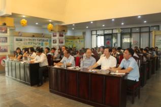 Hội nghị tổng kết 6 tháng đầu năm 2019 và triển khai nhiệm vụ 6 tháng cuối năm