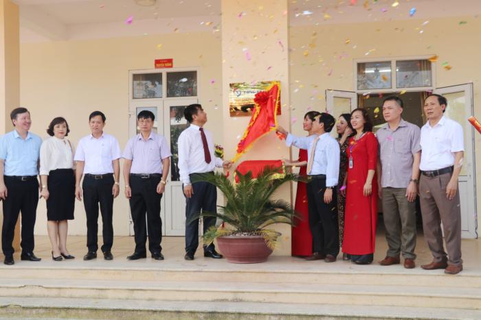 Thêm một trường học được xây, sửa bằng nguồn thu XSKT Thủ đô